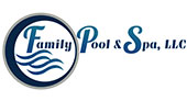 Family Pool and Spa logo
