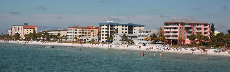 Fort Myers skyline