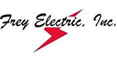Frey Electric logo