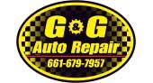 G&G Auto Repair logo