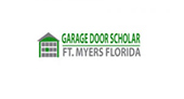 Garage Door Scholar Ft. Myers Florida logo
