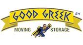 Good Greek Moving logo