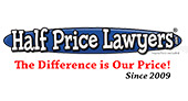 Half Price Lawyers logo