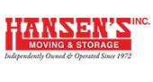 Hansen's Moving and Storage logo