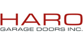 Haro Garage Doors logo