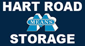 Hart Road Means Storage logo