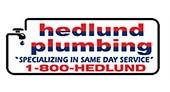 Hedlund Plumbing logo