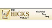 Hicks Agency logo