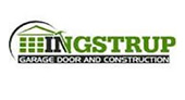 Ingstrup Garage Door and Construction logo