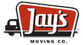 Jay's Moving Company logo