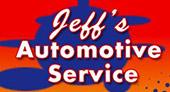 Jeff's Automotive Service logo