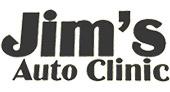 Jim's Auto Clinic logo