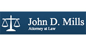 The Law Offices of John Mills PA logo