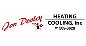 Jon Dooley Heating & Cooling logo