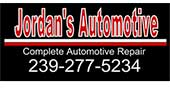 Jordan's Automotive & Electric logo