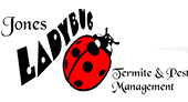 Jones Ladybug Termite & Pest Management logo