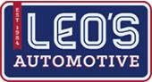 Leo's Automotive logo