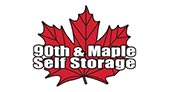 Maple Self-Storage logo