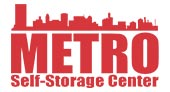 Metro Self-Storage Center logo