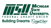 Michigan State University Federal Credit Union logo