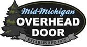 Mid-Michigan Overhead Door logo