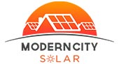 Modern City Solar logo