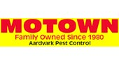 Motown Aardvark Pest Control logo