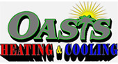 Oasis Heating & Cooling logo