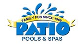 Patio Pools and Spas logo