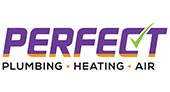 Perfect Plumbing Heating and Air logo