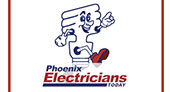 Phoenix Electricians Today logo