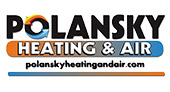 Polansky Heating & Air logo