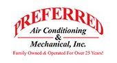 Preferred Air Conditioning & Mechanical logo