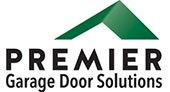 Premier Garage Door Solutions logo