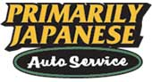 Primarily Japanese Auto Service logo