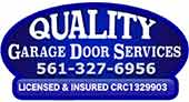 Quality Garage Door Services logo