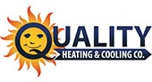 Quality Heating and Cooling Co. logo