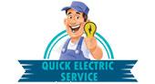 Quick Electrician Phoenix logo