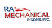 RA Mechanical & Sons Inc logo