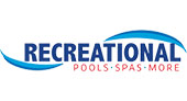 Recreational Pools, Spas, and More logo