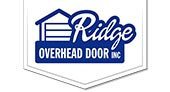 Ridge Overhead Door logo