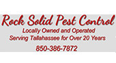 A Rock Solid Termite & Pest logo