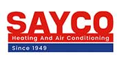 SAYCO Heating and Air Conditioning logo
