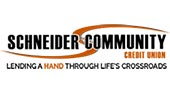 Schneider Community Credit Union logo