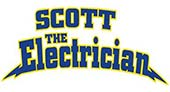 Scott the Electrician logo