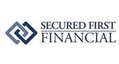 Secured First Financial: Joel Fuessel logo