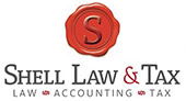 Shell Law & Tax logo