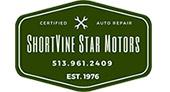 ShortVine Star Motors logo