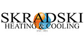 Skradski Heating & Cooling logo