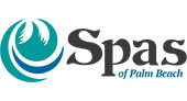 Spas of Palm Beach logo